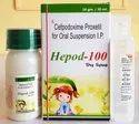 Hepod 100 Mg Dry Syrup