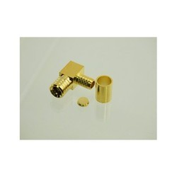 SMB Female Connectors R/A for RG 58