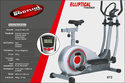 Elliptical Cross Trainer with Seat 673