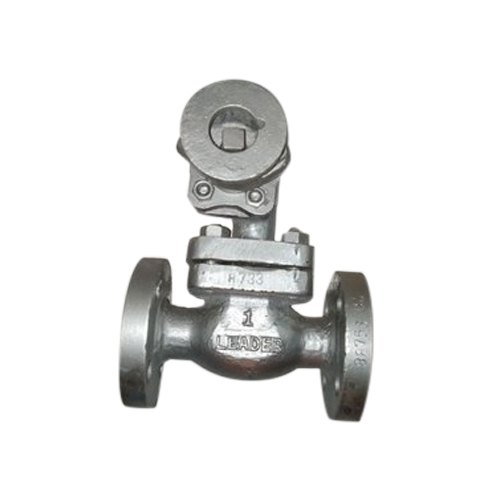 Mild Steel Leader Motorized Ball Valve, Size: 15mm To 50mm ,packaging Type: Box