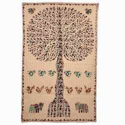 Elegant Cloth Tree Wall Hanging 502