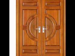 Laminated Sagwan Wooden Doors