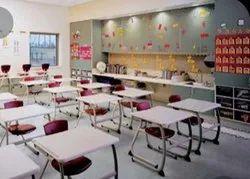 12 - 15 Days School Interior Designing Services