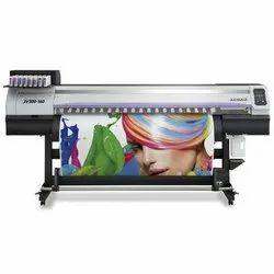 Eco Solvent Mimaki Wide Format Inkjet Printer for Industrial, Model Name/Number: JV300-160