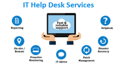 9 Hrs 6am -6am Help Desk Services