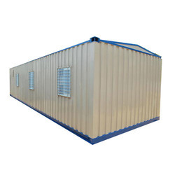 FRP Portable Cabins - Fiber Reinforced Plastic Portable Cabins