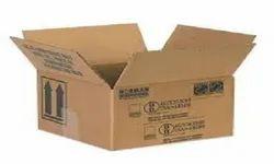 Kraft Paper Printed Corrugated Boxes