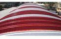 Metal K Span Roof