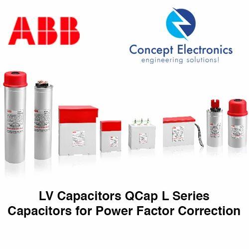 Power Factor Correction Q Cap Capacitors