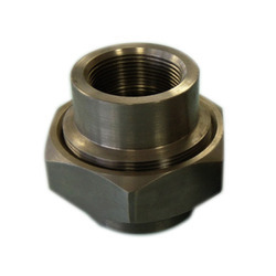 Titanium Forged Fittings Full Coupling