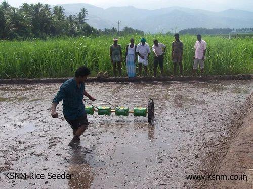 Paddy Drum Seeding Equipment
