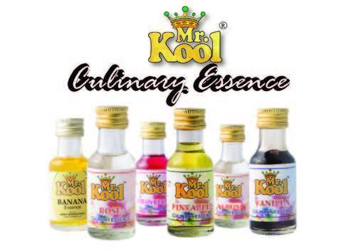 Flavouring Essence - Concentrated Flavouring Essence Manufacturer