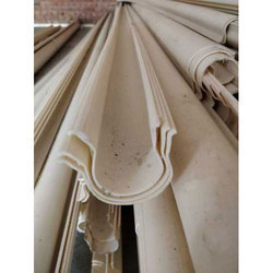 Powder Coated PVC Water Channel