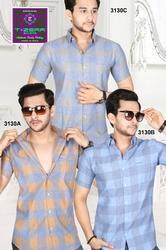 Mens 100% Cotton Shirts