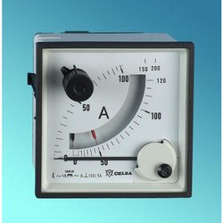 Moving Coil Meter AC Ammeters And Voltmeters with Rectifier