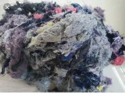 Cotton Yarn Waste, for Textile Industry, Packaging Type: Pp Bag