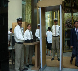 Hotel Security Service