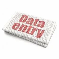 Online Offline Data Entry Services