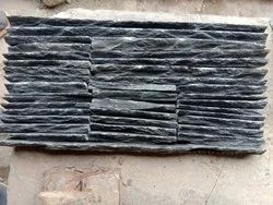 Black Water Fall Ledge Stone Panel