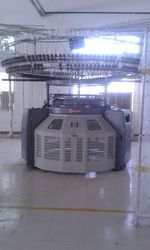 WELLKNIT 5.5 KW Used Circular Knitting Machines
