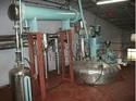 Pilot Scale Alkyd Resin Production Plant