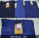 Mens Pleated Trouser