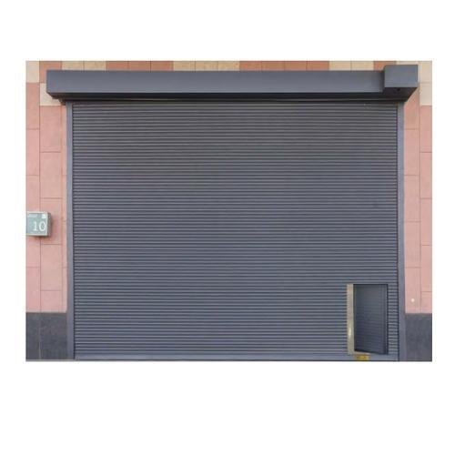 Full Height Automatic Rolling Shutters