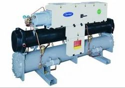 Carrier Water Cooled Screw Chiller