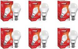 Eveready 9 W Globe B22 LED Bulb