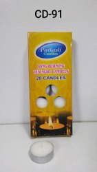 CD-91 Tea Candles (20 Pcs)