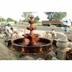 GRC Fountain