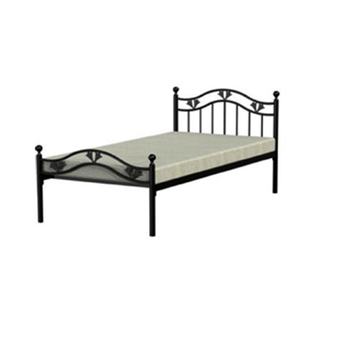 release date: 7ce38 58539 Wrought Iron Single Bed