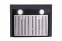 Kitchen Chimney Electric High Suction Series Sl-102(60) Black With Remote