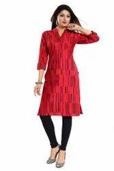 ALC Creations Women's Cotton Kurti