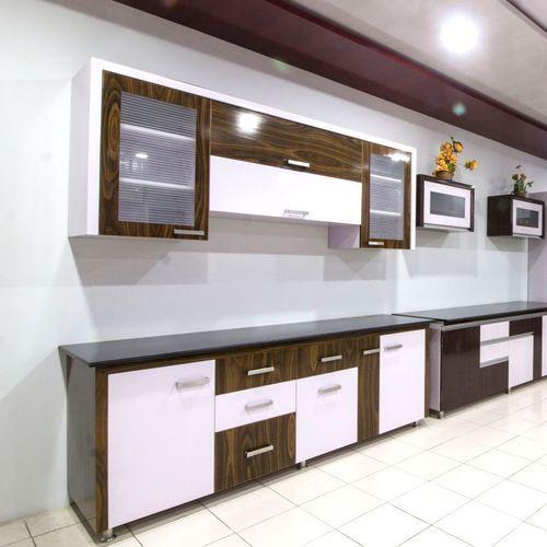 Kaka Pvc Kitchen Furniture: Modular PVC Kitchen Cabinet