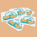 Printed  PVC Sticker