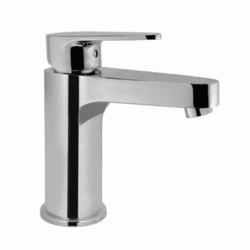Brass Deck Mounted Single Lever Basin Mixer