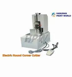 Electric Round Corner Cutter