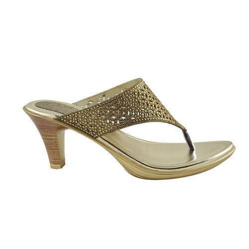 High Heels Ladies Slipper at Rs 499 /pair | Fancy Chappal - Triple ...