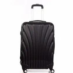 Black Trolley Suitcase