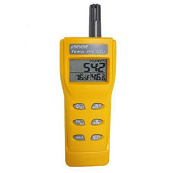 Temperature Rh CO2 Meter