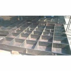 Metal Fabrication Work, Glassed