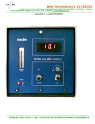 NUCON ENGINEERS Online Gas Analyser, Single Phase, Model Name/Number: Model:4316H-0.1