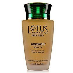 Lotus Hair Oil