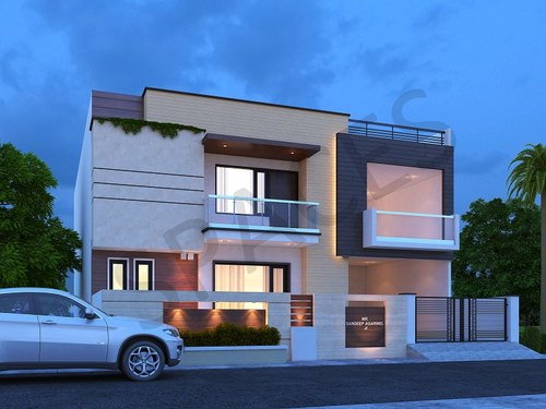 Residential Bungalow Elevation Design Arch Planest Id 20486738488