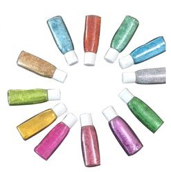 Glitter For Art & Craft And Resin Molding In Small Packing