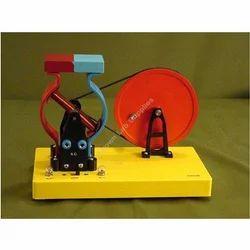 Cpe-855 Hand Driven A.C D.C. Generator