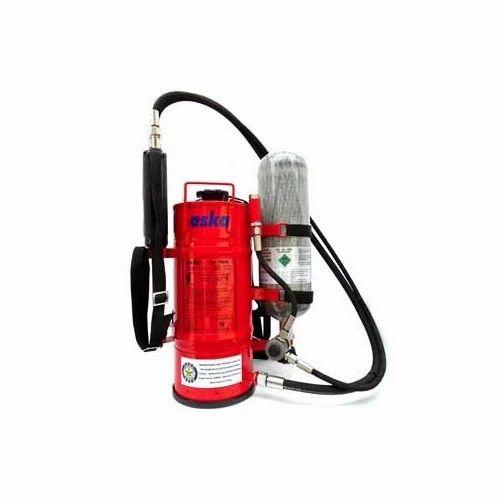 Water Mist Backpack Extinguisher