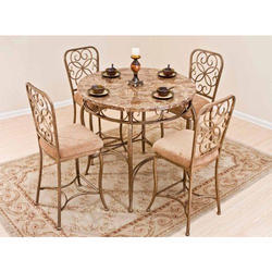Wrought Iron Dining Table Set  sc 1 st  IndiaMART & Wrought Iron Furniture in Jaipur ??? ???? ??????? ...