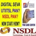 Online Nsdl & Uti Pan Card Center